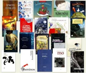 Metų knygos rinkimai - 2014