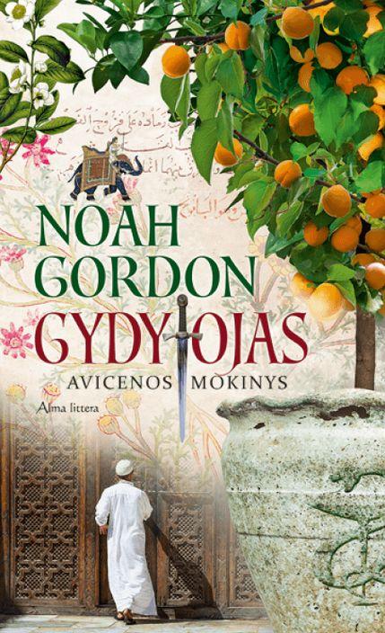 """Noah Gordon """"Gydytojas"""""""