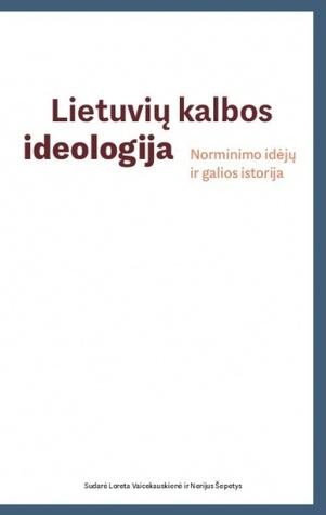 Lietuviu kalbos ideologija